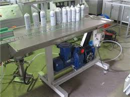 دستگاه پرکن اسپری بدن